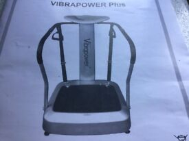 Vibrapower Plus Exercise Machine