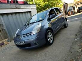 Nissan Note Acenta 1.4 petrol MANUAL cheap to run and insure *PX WELCOME *
