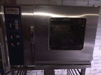 Rational Oven CD6 3 Phase Electric With Stand ,Excellent Condition Bargain
