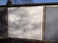 OFFERED Lock up garage Henbury just £65 a month OFFERED