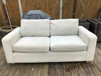 FREE 2 seater sofa and two chairs