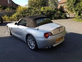 Low Mileage BMW Z4 3.0i