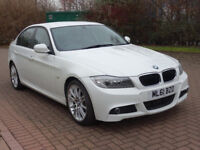 BMW 3 SERIES 2.0 318D PERFORMANCE EDITION 4d AUTO 141 BHP ++PERFORMANCE EDITION AUTOMATIC++