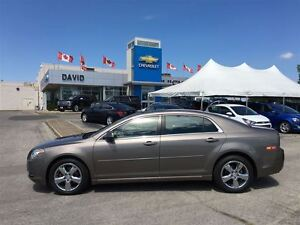 2011 Chevrolet Malibu 2LT Platinum, SUEDE INT., SUNROOF, LOCAL T