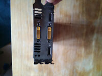 ZOTAC GTX 460 For Parts Not Working