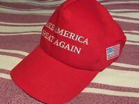 Donald Trump Make America Great baseball cap