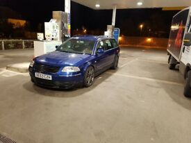 Vw passat 1.9tdi estate.
