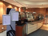Sales and Kitchen Assistants for Students Cafe required; Tower Hill area