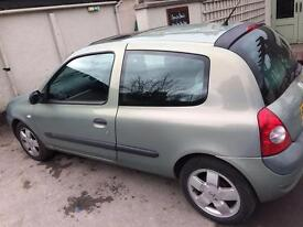 Renault Clio 1.4 16v for sale