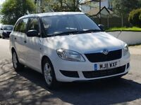 SKODA FABIA 1.6 TDI ESTATE,EXCELLENT RUNNER LOOKS AND DRIVES LIKE NEW! ROAD TAX £21 A YEAR,GOOD CAR!
