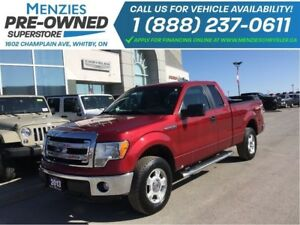 2013 Ford F-150 XLT 4X4 Bluetooth, ONE OWNER, Clean CARPROOF