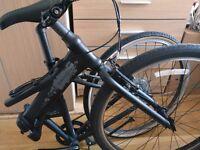 Dahon Jack full size folding bike
