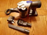Dyson Handheld Vacuum Dc30 White