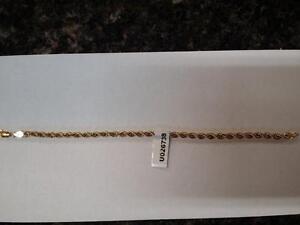 Bracelet or torsade (u026738)