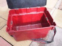 Fishing Box, Tackle Box and Reel Box
