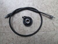 SUZUKI BANDIT 600 MK1 SPEEDO DRIVE & SPEEDO CABLE