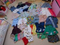 Bundle of 18-24 month girls clothes,immaculate condition some still with tags on. Smoke and pet free