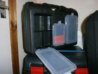 NEW Plastic Power Tool Cases