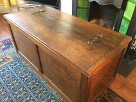 Wooden Storage Box / Chest