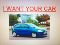 !!Wanted!! Your Car!! Let Me Buy Your Car!! Cash Paid!! Hassle Free!!