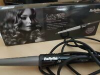 Babyliss curling wand pro. Brand new