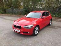 BMW 1 SERIES 1.6 PETROL AUTOMATIC 5DR SERVICE HISTORY NEW MOT