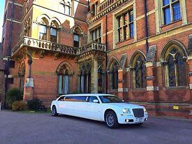 wedding limousine hire wedding car hire, prom limos, wedding cars, rolls Royce phantom hire cheshire