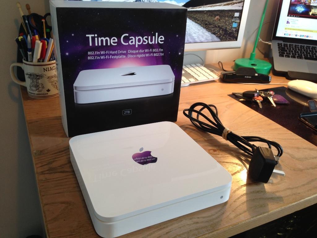 time capsule 2tb a1409 manual