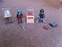 Playmobil Crown Robbery (ref: 4265)