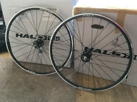 Fixie Wheelset (Halo Aerorage rims) unused