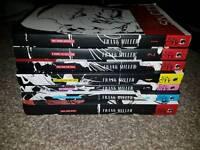 Graphic Novel Sin City 1 - 7