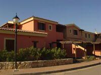 Home holidays to Porto Istana, Sardinia (Italy)