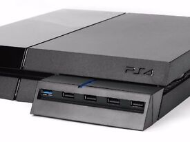 ps4 usb HUB(allows you to charge your ps4 controller and other usb devices!)