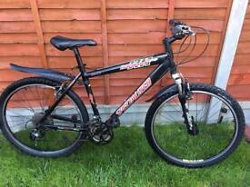 """Boys bike Specialized 26"""" wheels, 19"""" frame"""
