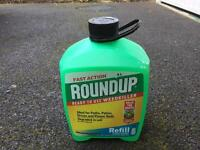Round Up Fast Action Weed Killer (biodegradable)