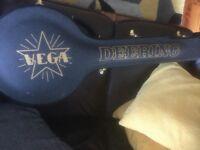 Vega little wonder 5 string banjo
