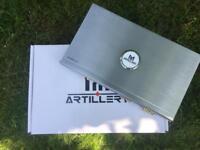 M Artillery D1500.1V1 monoblock car amplifier amp