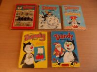 Old Dandy Annuals
