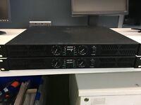 Vector DS260 Amplifier x2
