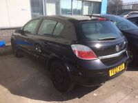 Vauxhall Astra 1.6 i 16v SXi, SELLING AS SCRAP/SPARES only, will not drive away, scrap/spares only