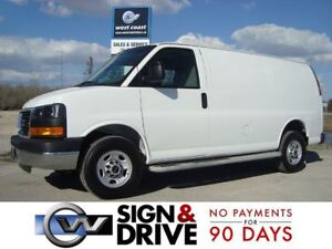 2015 GMC Savana 2500 Commercial Cargo *PRICE LEADER*