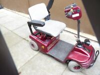 SHOPRIDER MOBILITY SCOOTER GOOD WORKING ORDER REAL BARGAIN £150 CAN DELIVER