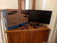 """Samsung LED PC Monitor 22"""" - Brand New - Not Used"""