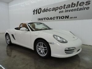 2009 Porsche Boxster DÉCAPOTABLE AUTOMATIQUE - NAVIGATION