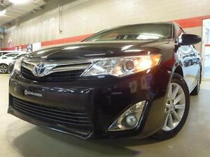 2013 Toyota Camry Hybrid 4,9 litres aux 100KM !