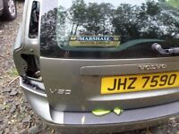 VOLVO V50 DIESEL 2.0 2006 BREAKING GREEN ALL PARTS AVAILABLE 6 SPEED MANUAL