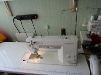 Pfaff hobby 1200 Grand Quilter machine