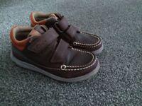 Kids Clark's shoe size boys 11f