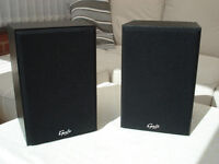 Gale Mini Monitor Mk2 Speakers