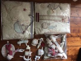Mamas and Papas Cot/Cot Bed Accessories £40